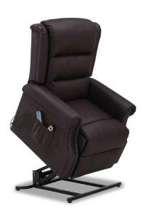 Elektrische relaxzetel Reno - bruin