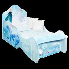 Peuterbed Disney Frozen met opberglade