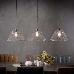 Hanglamp Gando 3xØ35cm