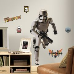 RoomMates muurstickers - Star Wars VII Stormtrooper