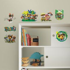Muurstickers Paw Patrol Jungle