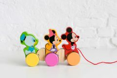 Trekfiguur Mickey Mouse