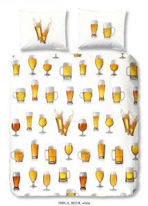 Dekbedovertrek Beer Unite 200x220