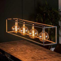 Hanglamp Giant Square 4 lichtbronnen
