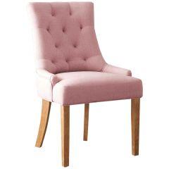 Lot de 2 chaises Anny - rose