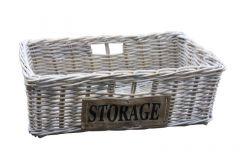 Mand Storage voor HK157 - white wash - koboo