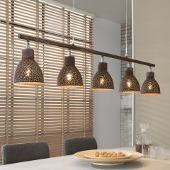 Hanglamp Olli - bruin