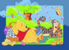Tapijt Winnie & Tijgetje