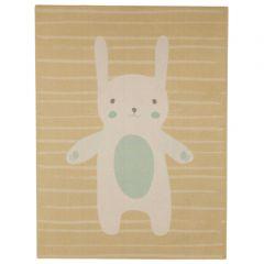 Tapijt Bunny - beige