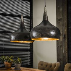 Hanglamp Mich 2xØ40cm