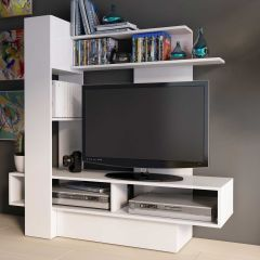 Tv-meubel Skill - wit