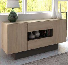 Dressoir / Tv-meubel Ivo - bruin