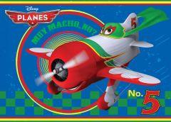 Tapijt Planes - Number 5