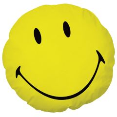 Kussen Smiley Happy Origin 3D Jaune