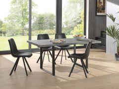 Eettafel Ellen 180x90 - beton
