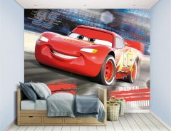 Kinderbehang Disney Cars
