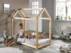 Huisbed Home 70x140 - naturel