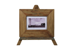 Fotolijst - medium - 34x27 cm - teak