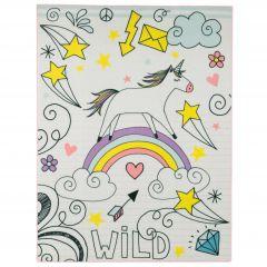 Tapijt Unicorn Wild