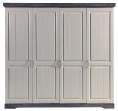 Garde-robe Yves - 4 portes