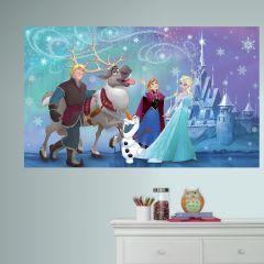 Stickers muraux La Reine des Neiges Elsa