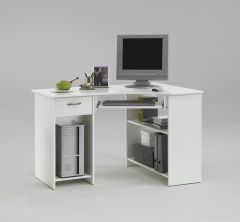 Computertafel Felix - wit