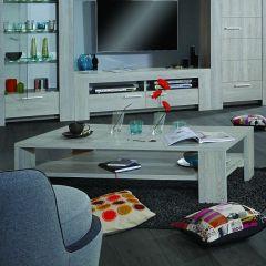 Table basse Lani 130x65 - chêne gris