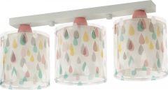 Plafondlamp Color Rain
