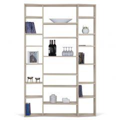 Boekenkast Varna model 2 - grijs