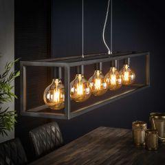 Hanglamp Sabia 5 lampen