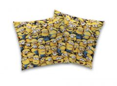 Coussin Minions Family