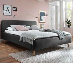 Bed Tony 180x200 - antraciet