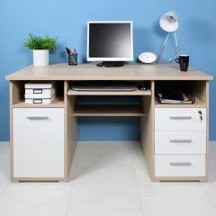 Bureau Beagle 145cm - eik