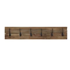 Kapstok Railwood - teak