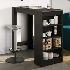 Bartafel Aravis - zwart/beton