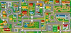 Tapis Play City - 140x200