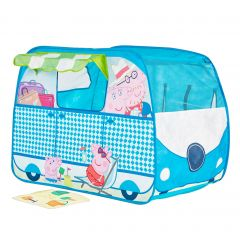 Speeltent Peppa Pig Caravan