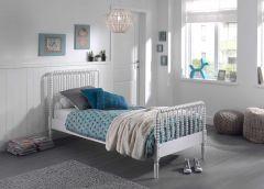 Bed Alana 90x200 - wit