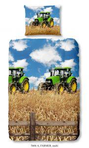 Dekbedovertrek Farmer Multi 140x220