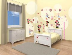 Stickers muraux Minnie Mouse