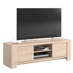 Tv-meubel Porto 2 deuren 150cm - Jackson eikdecor