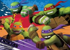 Tapijt Ninja Turtles