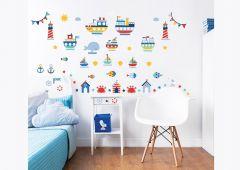 Stickers muraux Nautical