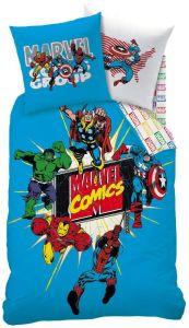 Housse de couette Avengers Action