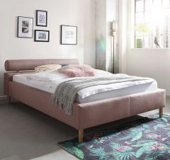 Bed Nena 140x200 - oudroze