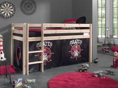 Halfhoogslaper Charlotte natuur - Pirates