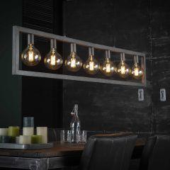 Hanglamp Tess 7 lampen