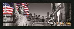 Canvas New York 52x150cm