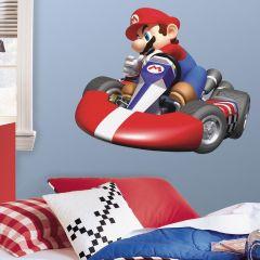 RoomMates stickers muraux - Mario Kart