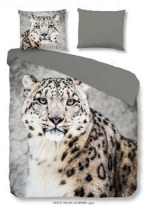 Dekbedovertrek Snow Leopard 240x220